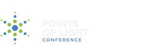 Points of Light Conference Logo